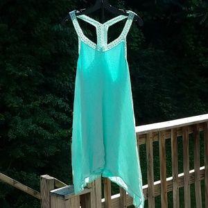 Tea n Rose Swing Dress